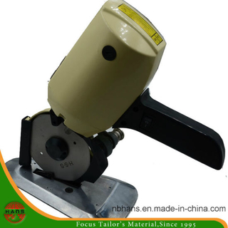100W Round Knife Cloth Cutting Machine (HAJM160001)