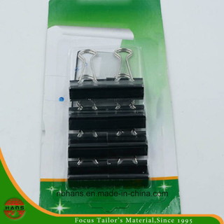 Black Binder Clips (8219-8)