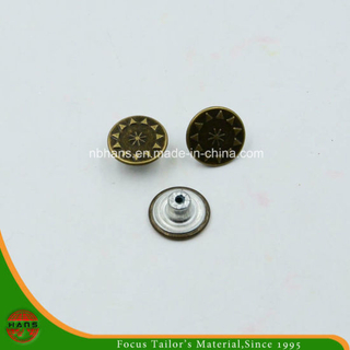 New Design Jeans Button (S-076)