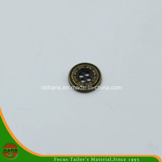 4 Hole New Design Metal Button (JS-040)