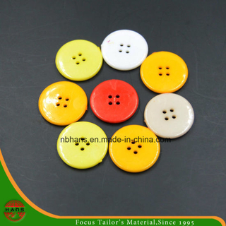 4 Holes New Design Fashion Button (HSYB-1703)