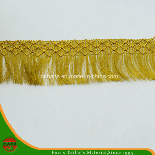 Golden Fringe Lace (FL-1604)