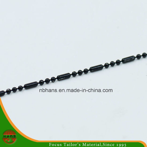 1.5mm High Quality Zinc Alloy Ball Chains (HASLE160014)
