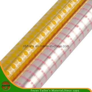 New Design Plastic Gift Wrapping Paper (WP-03)