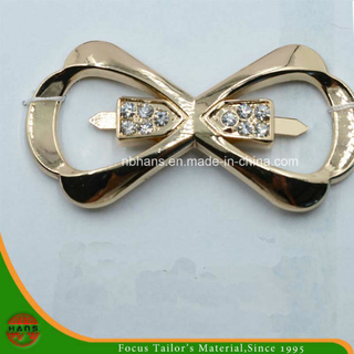 Fashion Metal Lady Shoe Buckle (CH-051)