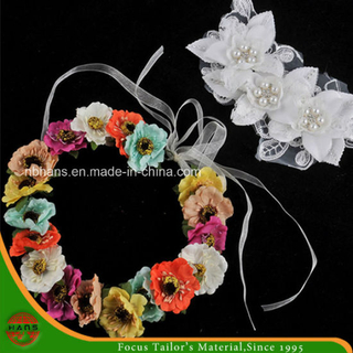 Silk Rose Flower Fake Artificial Garland for Wedding (M5)