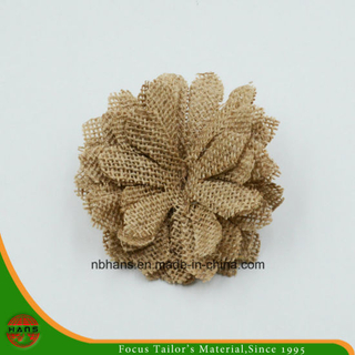 New Fashion Jute Flower (HF-08)