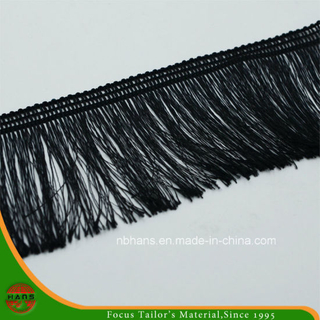Black Fringe Lace (FL-1603)
