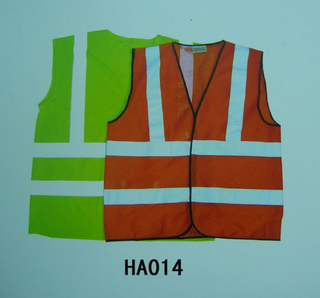 Reflective Safety Vest with En 20471