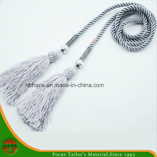 Sliver Color Embroidery Thread Tassel (XY-19)
