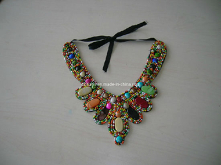 Beaded Collar-7 (LY-006)