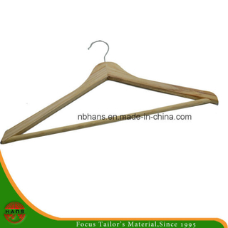 Wholesale of High Quality Natural Wooden Hangers (HAPHW150002)