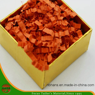2.5mm Nacarat Raffia Paper for Packing (Z22)