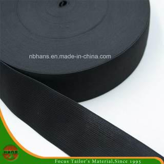 Knitting Elastic Webbing Without Hole (A quality)