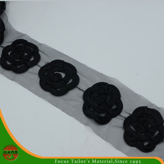 New Design Hand-Made Flower Lace (KWS-01)