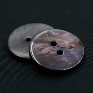 2 Holes New Design Natural Button (T-004)