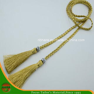 Gold Color Embroidery Thread Tassel (XY-15-7)