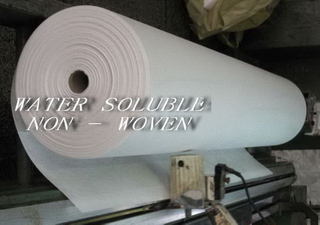 Water Soluble Non Woven Fabric