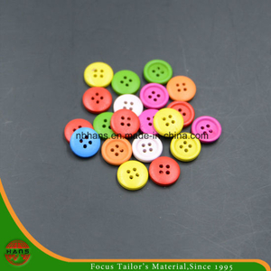 4 Hole New Design Wooden Button (HSYB-1702)