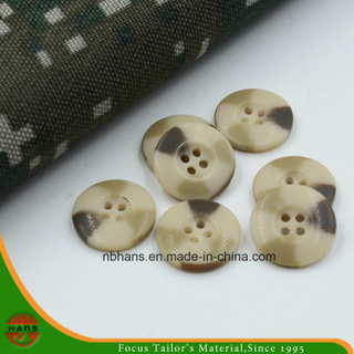 4 Holes New Design Camouflage Button (S-003)
