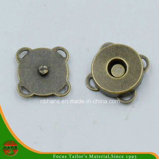 18mm Antique Copper Magnet Button for Handbag (HAWM1650I0001)