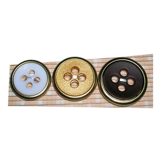 4 Holes New Design Fashion Button (S-035)