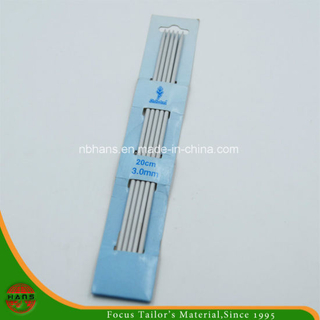 20cm Double Point Aluminum Knitting Needles (HAMNK0001)