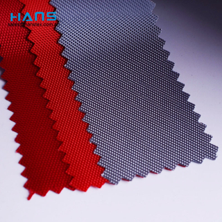 Hans 2019 Hot Sale Wear-Resistant Luggage Bag Fabric