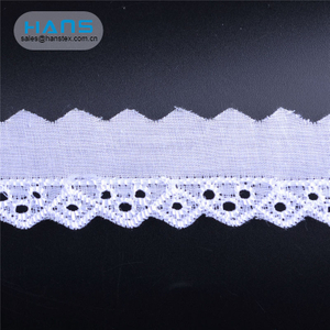 Hans Competitive Price with High Quality Stylish Cheap Lace