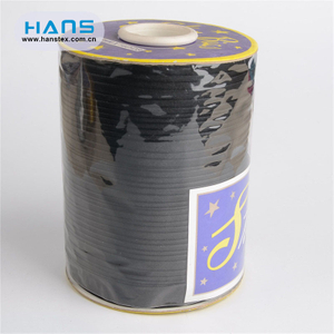 Hans China Factory Fashion Design Satin Bias Tape
