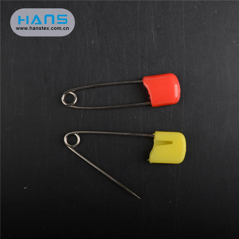 Hans Top Quality Lovely Badge Clip Safety Pin