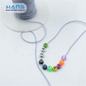 Hans New Fashion Fashion Silk Rope