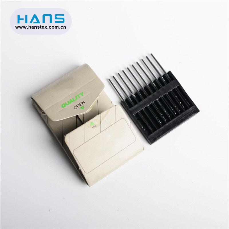 Hans Best Selling Sewing Machine Double Needle Price