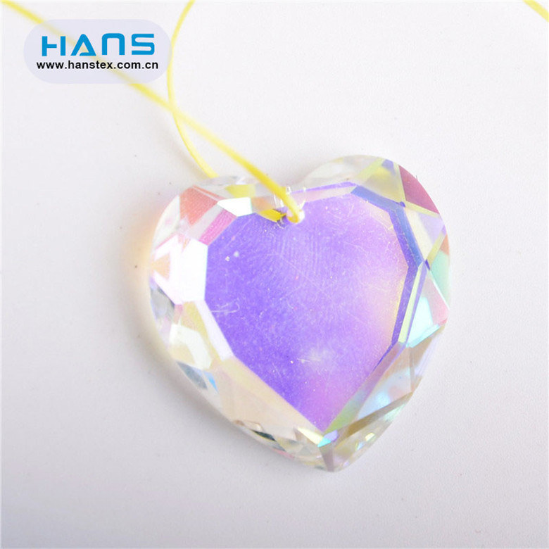 Hans Custom Manufactured Fashion Glass Beads 8mm