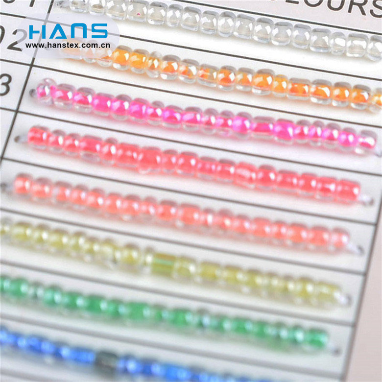 Hans Newest Arrival Gorgeous Cheap Glass Beads