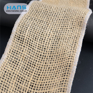 Hans China Supplier Various Color Burlap Ribbon Jute