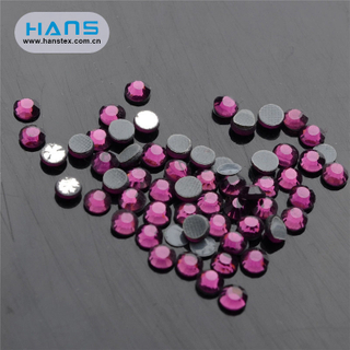 Hans Free Design Multi Size Rhinestone Studs for Leather