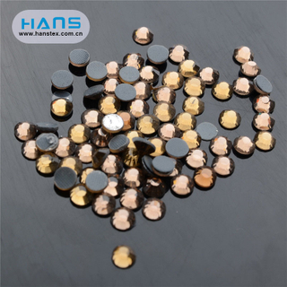 Hans Customized Shining Crystal Rhinestone Applique