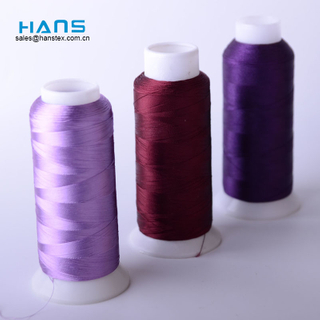 Hans Stylish and Premium Bright Color Embroidery Thread 5000m