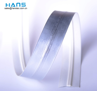 Hans China Factory Anticorrosive Zipper Roll Chain
