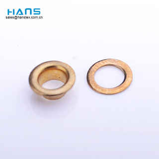 Hans High Quality OEM Nickel-Free Hooks for Shoes