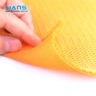 Hans Factory Hot Sales Lightweight 3D Mesh Fabric