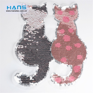Hans Stylish and Premium Noble Rhinestone Sequin Appliques