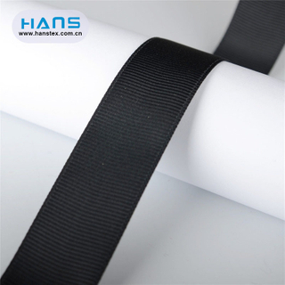 Hans Accept Custom Fancy Grossgrain Ribbon