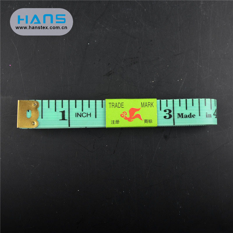 Hans High Quality Convenience Large Amount Custom Tailor Measuring Tape