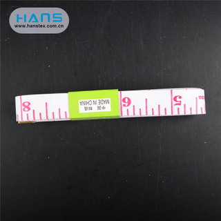 Hans Cheap Wholesale Lightweight Precision Plastic Tape Measure