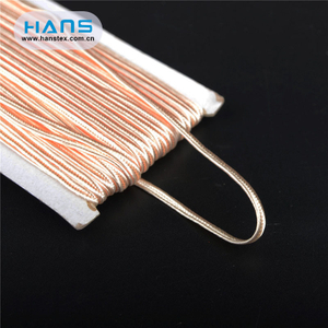 Hans Excellent Quality Wear-Resisting African Cord Lace