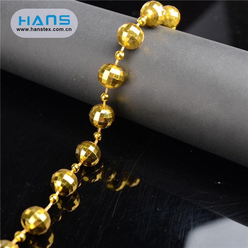 Hans Easy to Use Fashion Large Plastic Beads