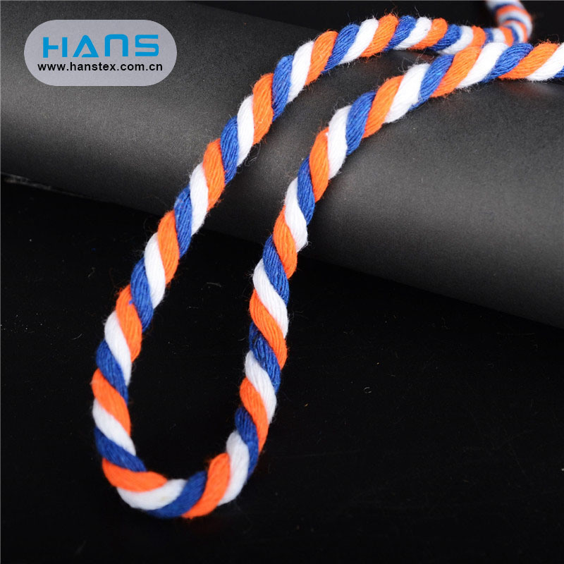 Hans Most Popular Soft Cotton Macrame Cord