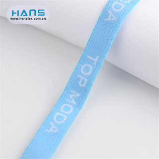 Hans Best Selling Promotional Ribbon Elastic